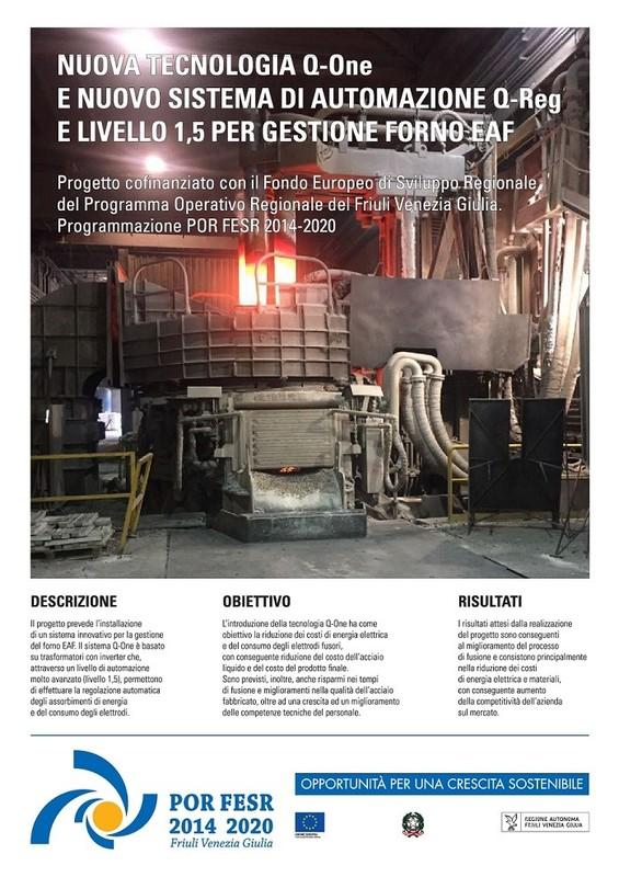 New Technologies - POR FESR 2014/2020 funding