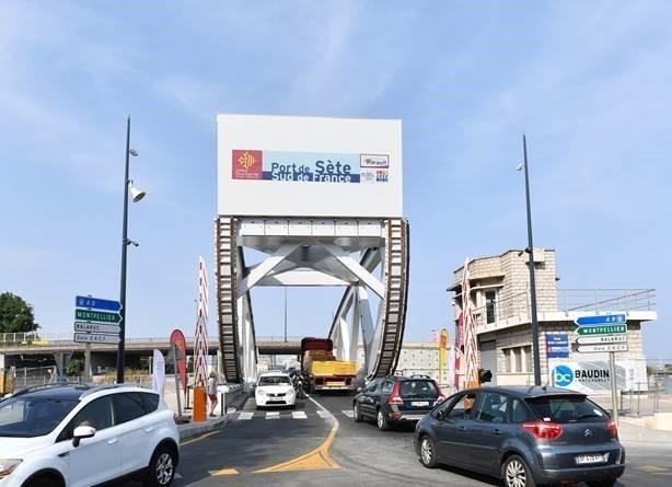 Ponte di Sadi-Carnot a Sète
