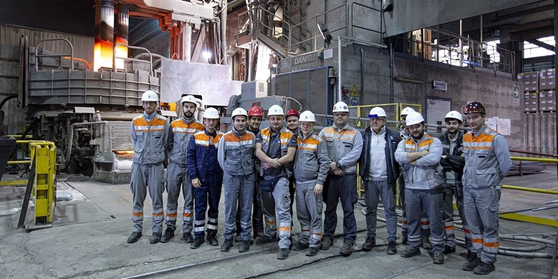 AFC Arc Furnace now powered by Q-ONE